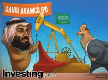 Saudi Aramco Set To Unveil IPO, Becoming The World's Most Valuable Public Company