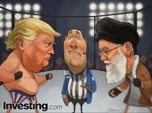 U.S.-Iran Showdown Takes Center Stage In Global Financial Markets