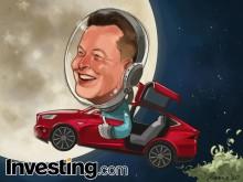 Tesla Crosses $100 Billion Market Cap as Record Run Continues