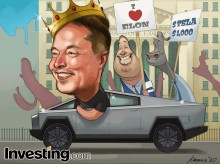 King Elon and Tesla Remain The Biggest Story On Wall Street