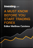 VOL 3 - A MUST KNOW BEFORE YOU START TRADING FOREX