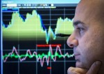 US STOCKS-Wall St gains as Gilead data offsets virus fears; Dow leads gains