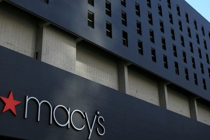 Macy's boosts annual earnings forecast ahead of holiday season