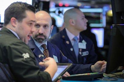 Trade hopes push Wall Street forward