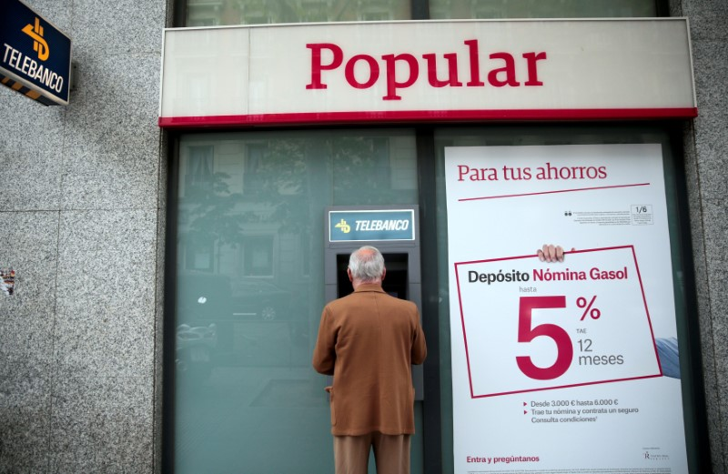 Недвижимость от банка популяр испания