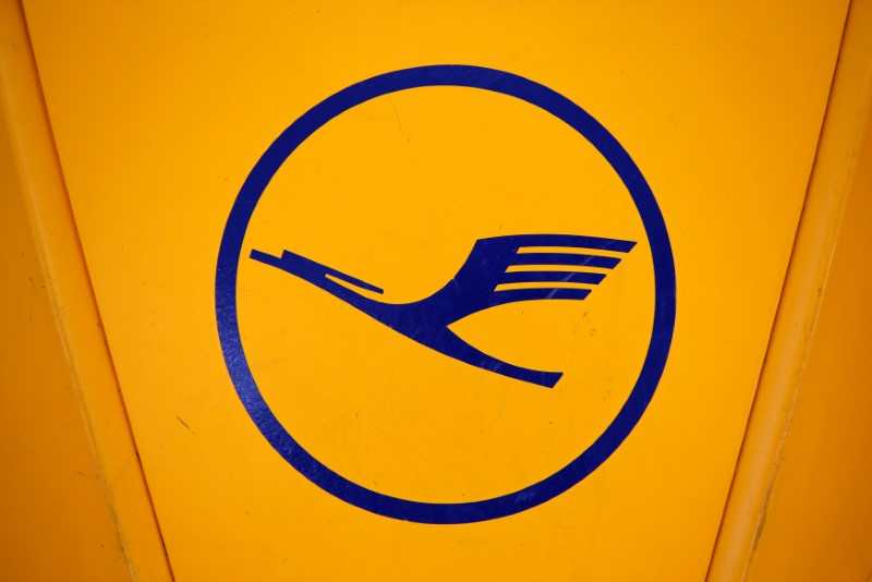 Lufthansa Logo PNG Transparent amp SVG Vector  Freebie Supply