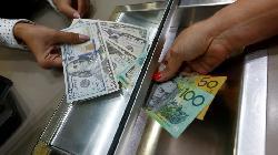 FOREX-Yen firm over China virus concern; Aussie jumps on jobs data