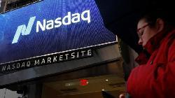 GLOBAL MARKETS-Shares slide as Nasdaq tumbles, dollar edges higher