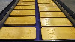 PRECIOUS-Gold firms as dollar, yields retreat; palladium hits 1-year high
