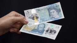 FOREX-Dollar falls as risk appetite improves, sterling dips on BoE