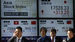 EMERGING MARKETS-Stocks, FX in flux before U.S. jobless claims, China GDP