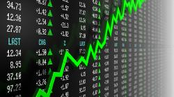 Markets End Up Even as COVID Cases Break Records