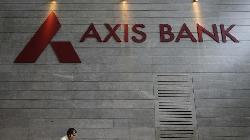 BRIEF-Axis Bank CFO Jairam Sridharan Resigns