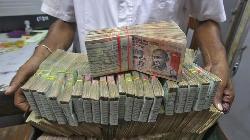 Sri Lanka shares snap six-day losing streak, rupee ends firmer