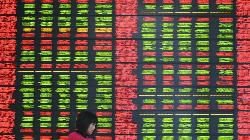 GLOBAL MARKETS-Tech selloff extends in Asia on inflation fears, anti-trust crackdown