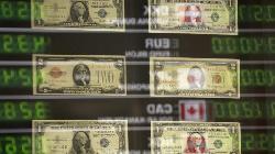 WEEKAHEAD-AFRICA-FX-Kenyan and Tanzanian currencies seen firm, Uganda's stable and Zambia's weak