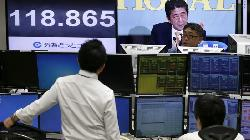 Japan shares lower at close of trade; Nikkei 225 down 0.49%
