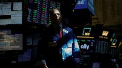 US STOCKS-Wall St closes lower as shutdown worries overshadow vaccine hopes