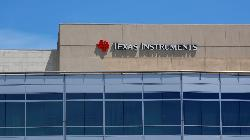Texas Instruments Rises 4.09%