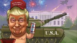 donald trump 4th of july celebration