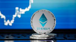 Ethereum Climbs 10.34% In Rally