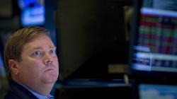 US STOCKS-Wall St slides on coronavirus fears, Intel offers support