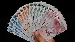 Turkey's lira steadies, weaker dollar aids EM FX