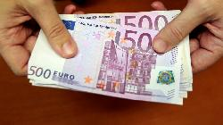 Euro, bond yields slip as ECB head Lagarde's dovish tone disappoints