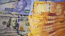 UPDATE 1-South African rand flat as global markets steady