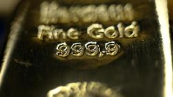 PRECIOUS-Gold set for first weekly dip in three weeks on higher dollar, yields