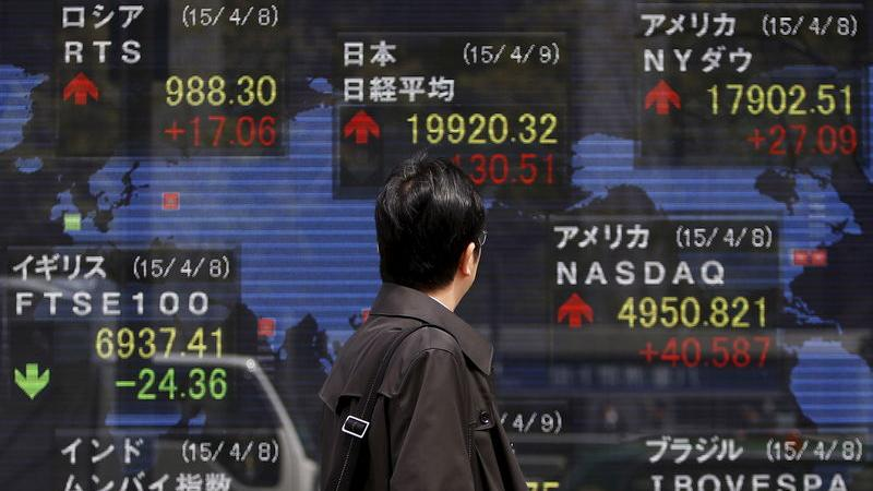 Image of article 'GLOBAL MARKETS      -      Asian markets set for mixed trade amid U.S. stimulus wrangling'