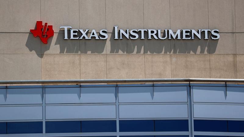 Texas Instruments Rises 4.17% - Investing.com ZA