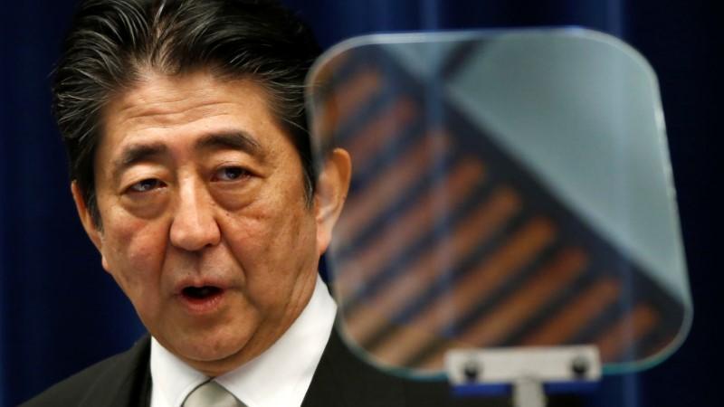 Support for Japan's Abe Slides Amid Doubts Over Virus Handling - Investing.com ZA