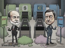Will the endless central banks stimulus save the global economy from collapse?