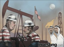 Oil futures plunge 40% in 2014 as price war between Saudi Arabia and U.S. shale escalates.