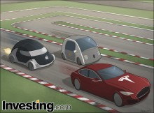 Apple rumored to be joining the smartcar market. Who will be the winner at the end of the...