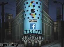 Blowout tech earnings boost Nasdaq to record high territory
