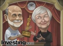 Yellen finally delivers!