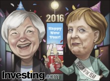Investing.com & the 2 most powerful women in the world wish you a Happy New Year!