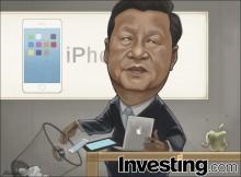 中国の鈍化とイノベーションの欠如が、Appleの売上に打撃を与える。