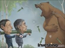 グローバルな中央銀行は、熊の勇気を失わせる効果的な武器を、使い果たそうとしているのか?