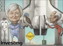 FEDは、お腹をすかせたタカのように、利率の引上げの準備を慎重にしている。