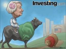雄牛はコントロールを取り戻し、新高値に向けて市場をリード