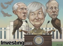 Fed Chair Yellen sends her army of hawks to signal a June rate hike