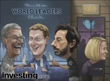 Apple, Google en Facebook veroveren de wereld, terwijl Yahoo en Twitter achterblijven