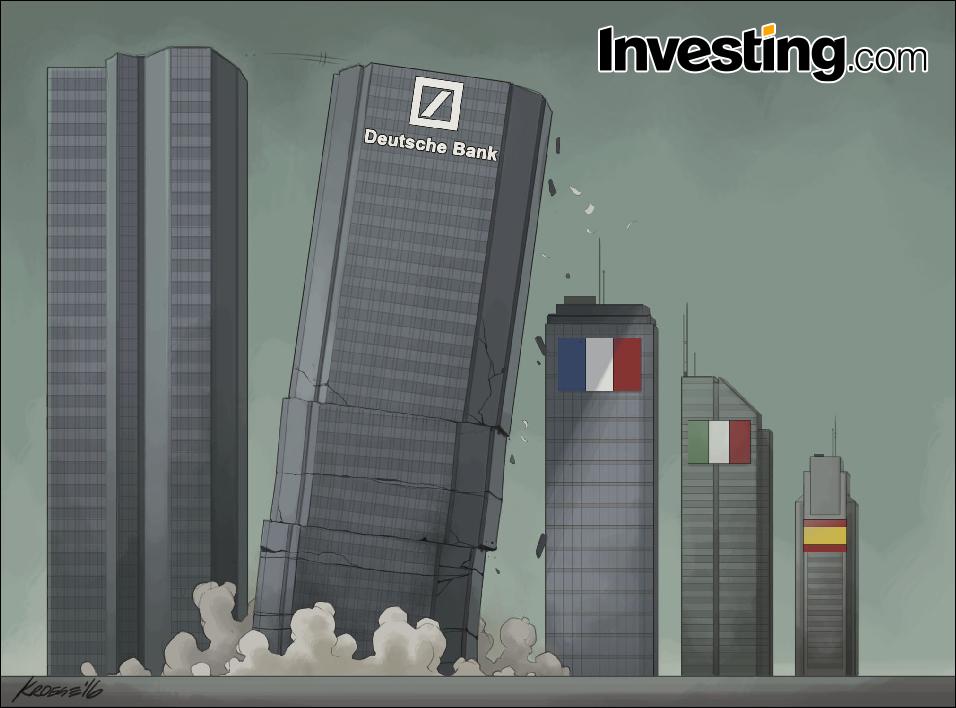 Risultati immagini per deutsche bank cartoons