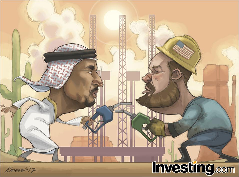 OPEP vs. productores de esquisto, duelo sin cuartel por el mercado del crudo