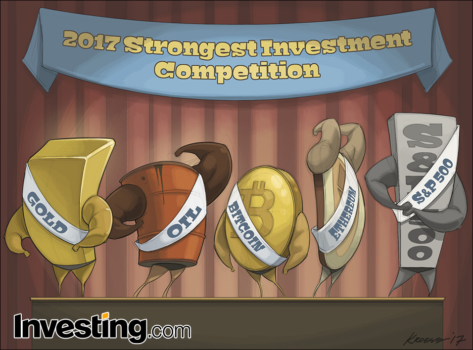 Which will be the best investment for the second half of 2017?