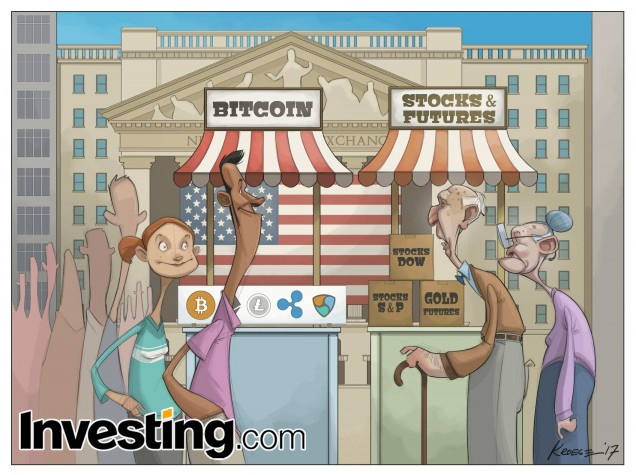 Si impenna l'interesse per il Bitcoin e le altre monete digitali. Per festeggiare, abbiamo lanciato la nostra app dedicata alle criptovalute.