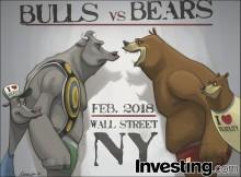 Market volatility comes roaring back